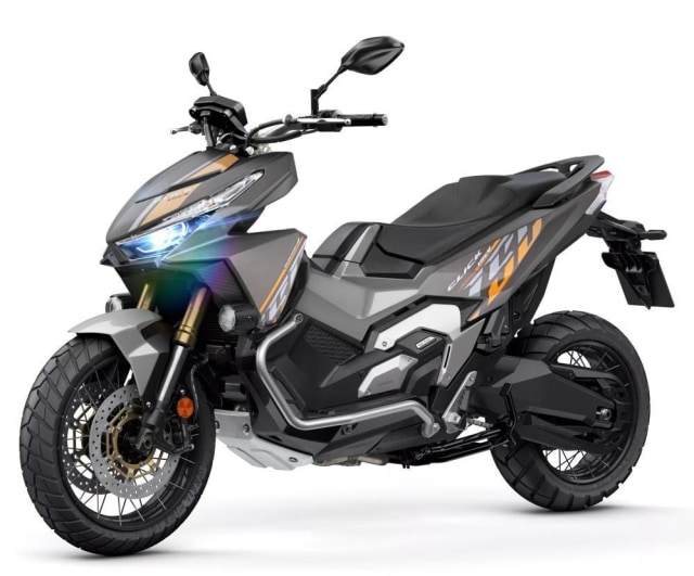 Modifikasi Honda Vario Jadi Kekar Mirip X-ADV, Tertarik Bikin? (443229)