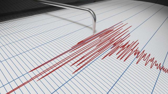 Hanya Berselang Detik, Pasaman dan Melonguane Diguncang Gempa 4,9 M dan 5 M (247380)