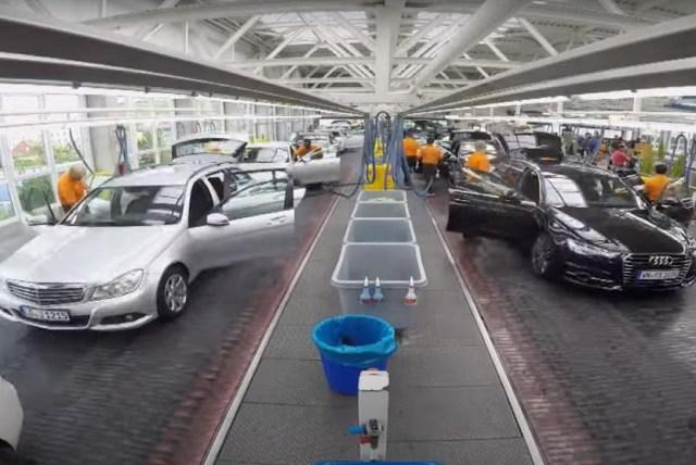 Inilah Tempat Cuci Steam Terbesar di Dunia, Sejam Bisa Cuci 300 Mobil (27789)