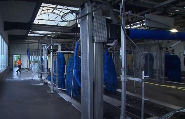 Inilah Tempat Cuci Steam Terbesar di Dunia, Sejam Bisa Cuci 300 Mobil (27791)
