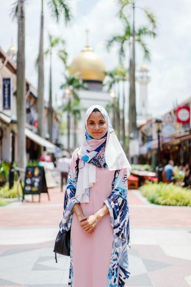 Anti-Berantakan, 4 Tips Agar Hijab yang Kamu Kenakan Tampak Rapi Seharian (17817)