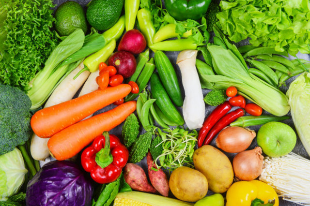 7 Sayuran Murah Meriah untuk MPASI Bayi (2723)