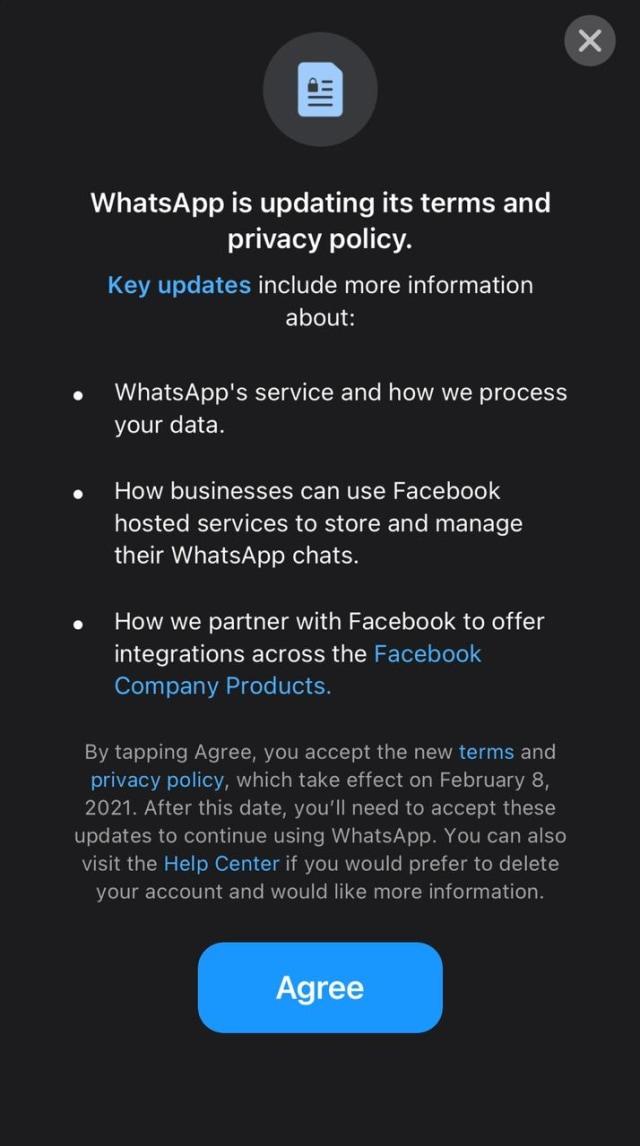 WhatsApp Iklan Besar-besaran di Koran, Minta Pengguna Jangan Pergi (65405)