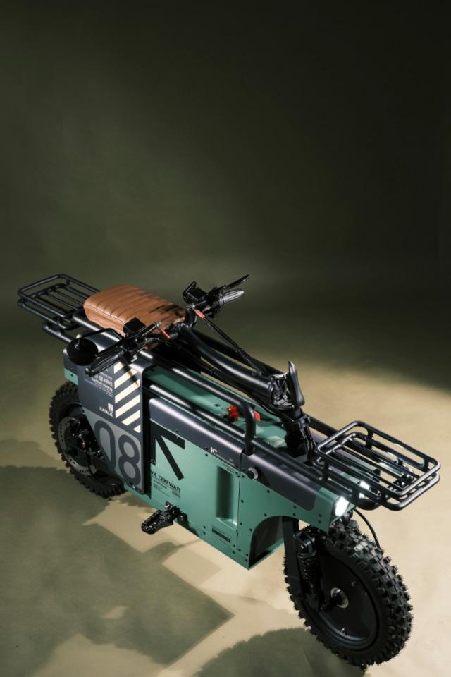 Spacebar, Motor Listrik yang Bisa Dilipat Garapan Katalis  (27773)
