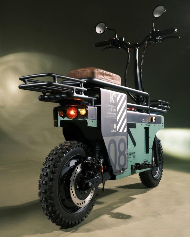 Spacebar, Motor Listrik yang Bisa Dilipat Garapan Katalis  (27772)