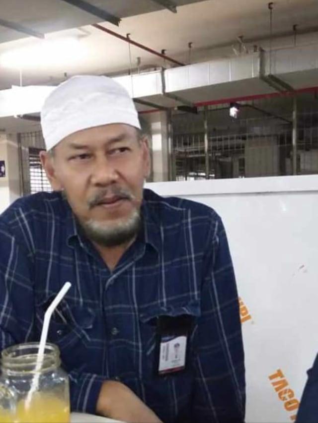 Cerita Keluarga soal Capt Afwan Tak Pernah Lepas Peci Putih, Termasuk di Kokpit (40728)
