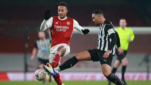 Live Streaming Arsenal Vs Newcastle United Di Liga Inggris Kumparan Com