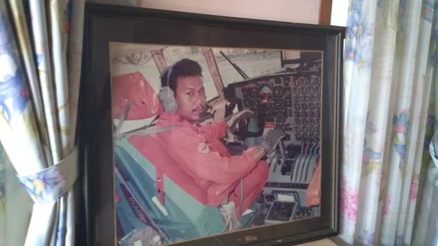 Jenazah Pilot Sriwijaya Air SJ 182 Capt Afwan Teridentifikasi (257037)