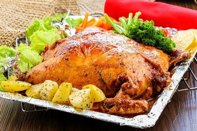 Resep Ayam Kodok Panggang, Sajian Spesial Imlek di Rumah Saja! (208197)