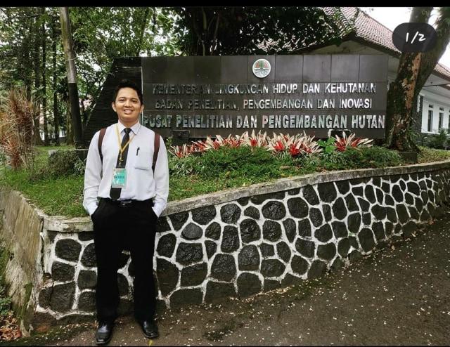 Sriwijaya SJ-182, Penerbangan Terakhir Rizki Wahyudi PEH TN Gunung Palung (860021)