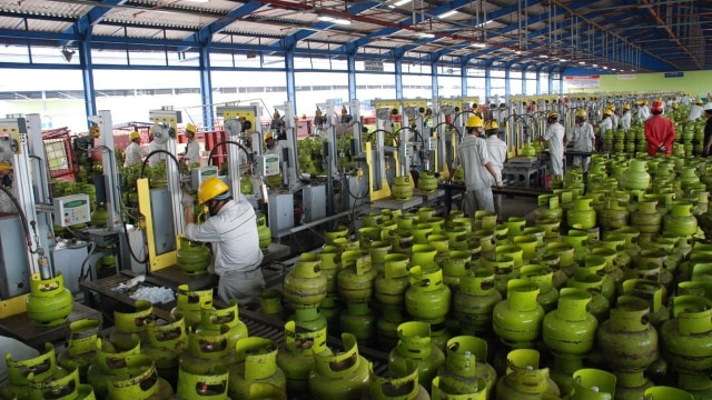 29 Juta Keluarga Miskin Diusulkan Dapat Subsidi LPG 3 Kg, Negara Hemat Rp 33,6 T (128233)