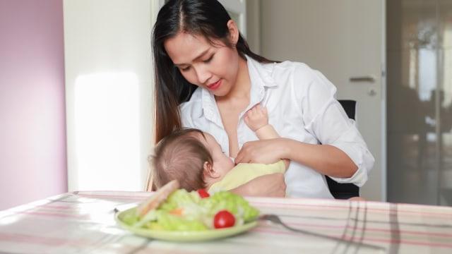 Diet Rendah Karbohidrat untuk Ibu Menyusui, Aman atau Tidak? (434333)