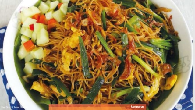 Resep Bihun Goreng Makanan Pas Untuk Sehari Hari Kumparan Com