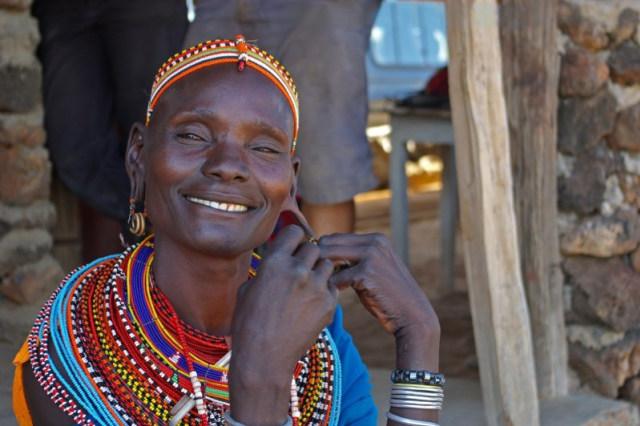 Viral di TikTok, Ada Desa Tanpa Pria di Kenya (295060)