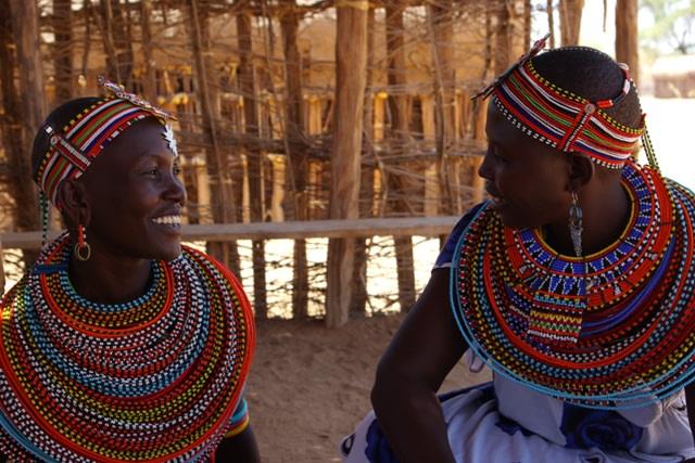 Viral di TikTok, Ada Desa Tanpa Pria di Kenya (295061)