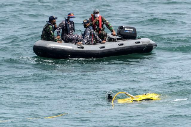 Kondisi Terkini Pencarian Korban Dan Black Box Pesawat Sriwijaya Air