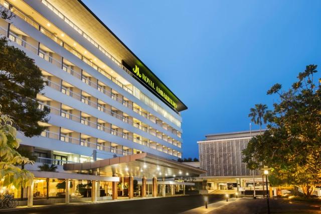 Kala Bangunan Bersejarah dan Hotel di Jogja Berdampingan dalam Harmoni (74956)
