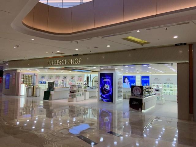 The Face Shop Resmikan Gerai Terbesar Pertama di Grand Indonesia (124864)
