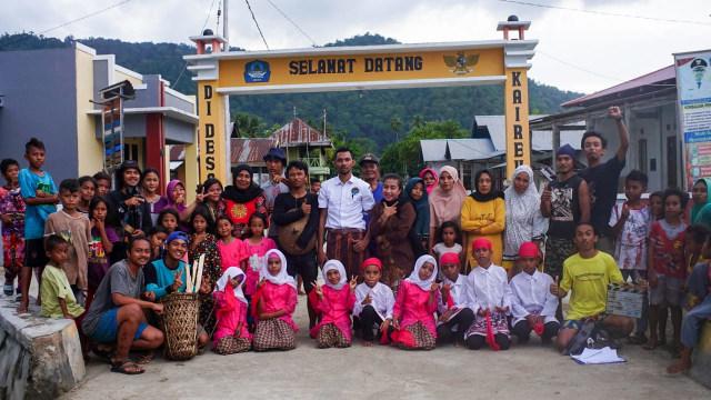 Ekspedisi Rakyat Serius: Menyusuri Pesisir Sulawesi hingga Maluku Utara (13519)