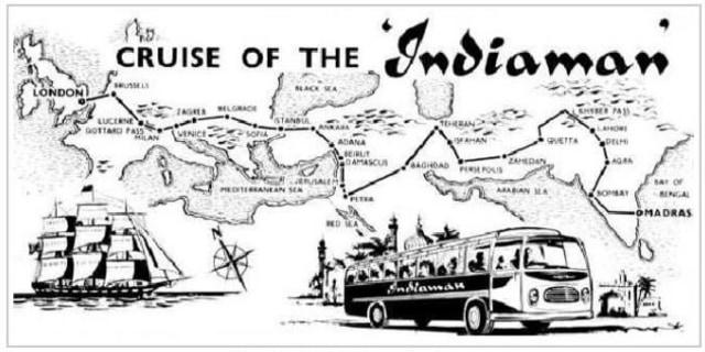 Akar Sejarah Wisatawan Barat di Negeri Timur (234386)