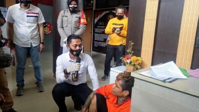 Pelajar SMP di Palembang Diperkosa Anak Punk, Lalu Diajak Jadi Gelandangan (20452)