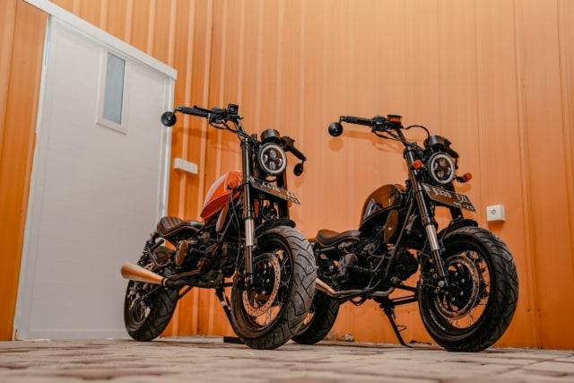 Modifikasi Motor Bebek 'Pengangkut Galon' Jadi Monkey Bobber, Segini Biayanya (25674)