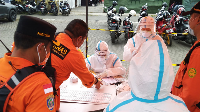 Update Pencarian Korban Sriwijaya Air SJ 182 Hari Keenam (5)