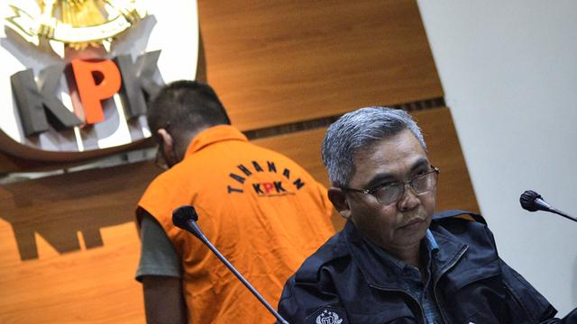 KPK Bantah Firli Bahuri Minta BAP Wali Kota Tanjungbalai  (46966)