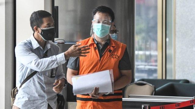 Penyuap Mantan Sekretaris MA Nurhadi Divonis 3 Tahun Penjara (479708)