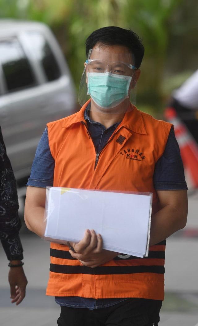 Penyuap Mantan Sekretaris MA Nurhadi Divonis 3 Tahun Penjara (479707)
