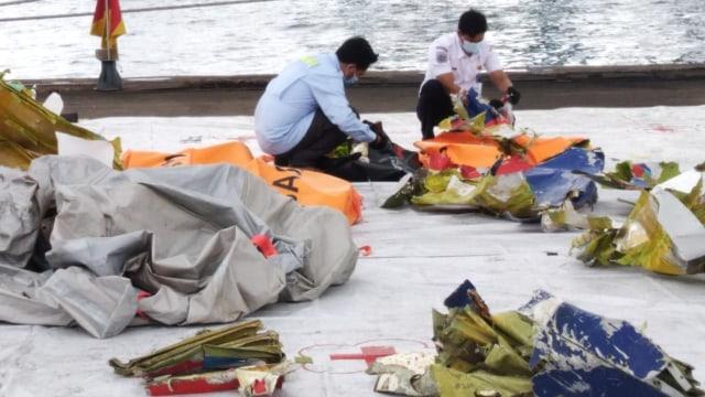 Hasil Investigasi Awal KNKT soal Jatuhnya Sriwijaya Air SJ 182 (272293)