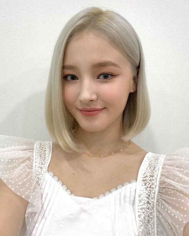 Profil Nancy Momoland, Idola K-Pop yang Foto Dirinya Ganti Baju Tersebar (664953)