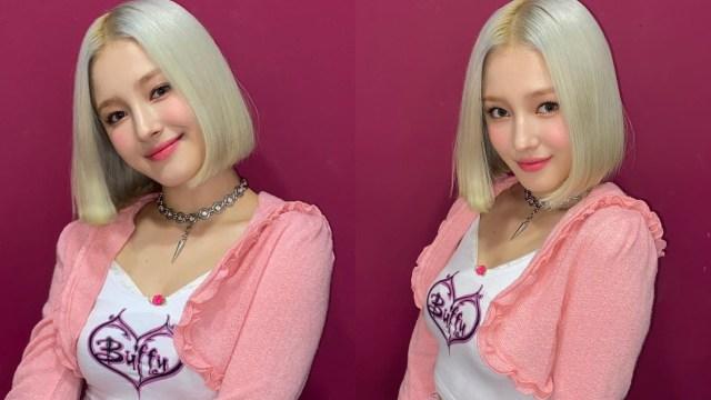 Profil Nancy Momoland, Idola K-Pop yang Foto Dirinya Ganti Baju Tersebar (664954)