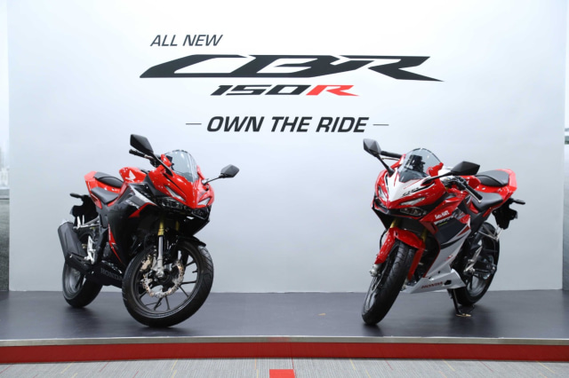 Mirip CBR250RR, Wahana Optimistis Penjualan Honda CBR150R Naik 2 Kali Lipat (728179)