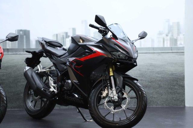 Dapat Label 'All New', Apa Saja yang Berubah dari Honda CBR150R?   (29415)