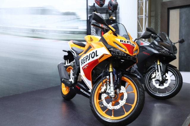 Foto: Honda CBR150R Terbaru, Tampangnya Mirip CBR250RR! (113147)