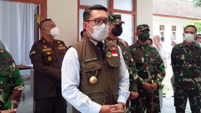 Ridwan Kamil Perpanjang PSBB Proporsional se-Jabar hingga 5 April (3249)