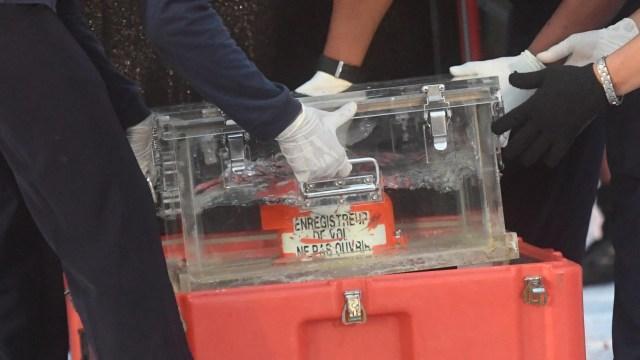 Basarnas: Body Protector CVR Sriwijaya Air Ditemukan (396961)
