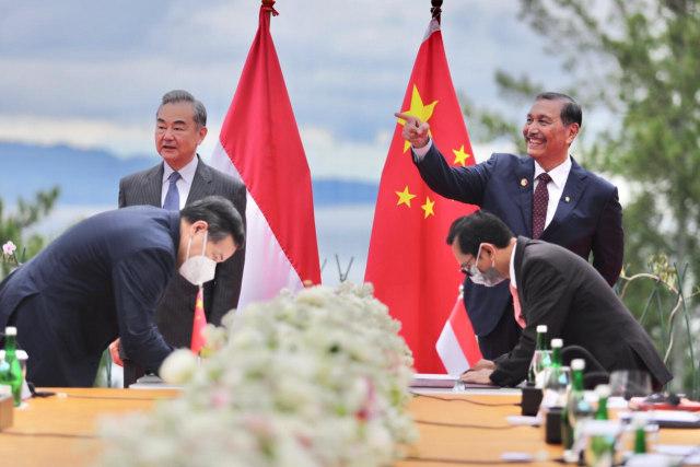 Menlu China Temui Retno Marsudi, Bahas Isu Perdagangan hingga Vaksin Corona (225868)
