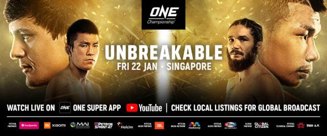 ONE: UNBREAKABLE Jadi Ajang Perdana ONE Championship Tahun 2021 (27376)