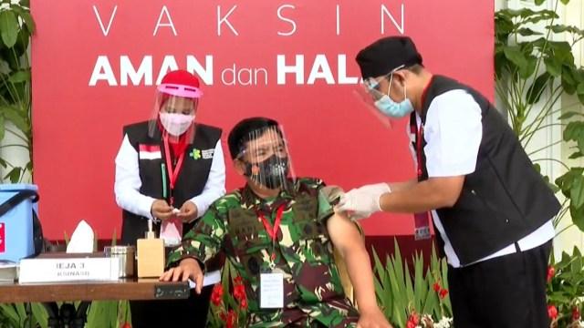 Fakta-fakta Jokowi Disuntik Vaksin dan Vaksinasi Corona Perdana di Indonesia  (121157)