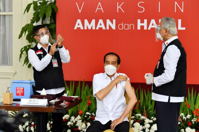 PBNU Akan Bantu Pemerintah Sosialisasi Program Vaksinasi di Kalangan Pesantren (785271)
