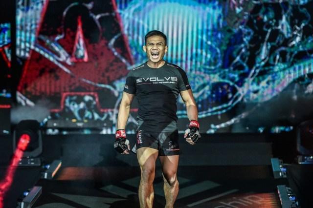 ONE Championship: Eko Roni Saputra Janjikan Ledakan Lain di Tahun yang Baru (25883)