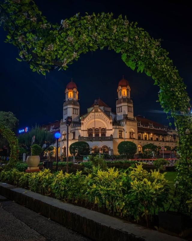7 Tempat Wisata Instagramable dan Kekinian di Kota Semarang (131389)