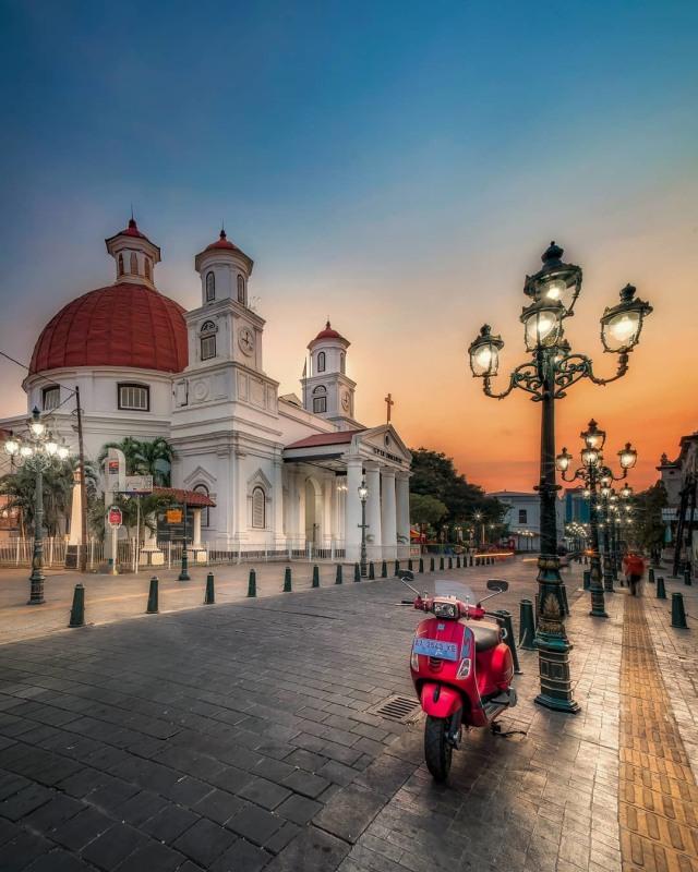 7 Tempat Wisata Instagramable dan Kekinian di Kota Semarang (131390)