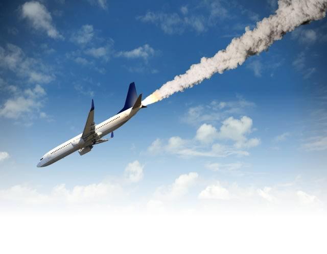 Kecelakaan pesawat terbang di Indonesia