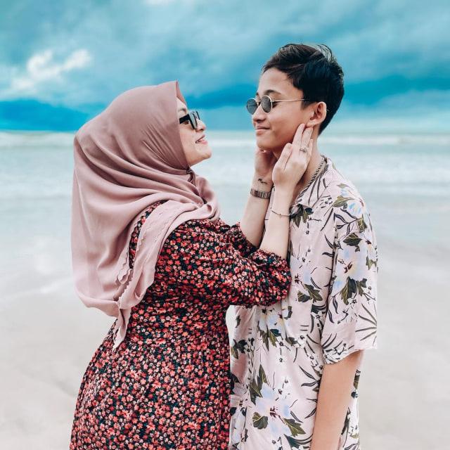 7 Potret Manja Rizwan dan Ferdi Bareng Nathalie Holscher saat Liburan di Bali (33984)