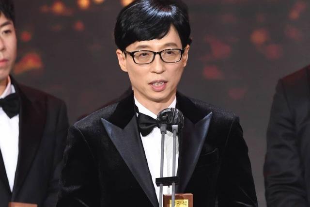 Yoo Jae Suk Sumbang Rp 641 Juta untuk Pembalut para Putri dari Keluarga Miskin (474504)