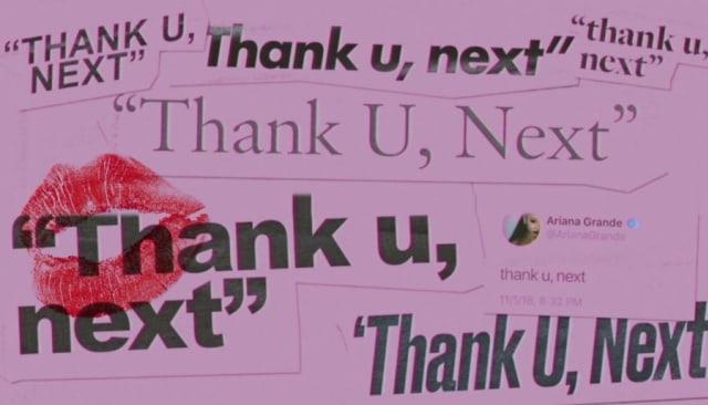 Lirik Lagu Thank You Next – Ariana Grande (36565)