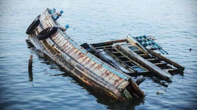 Kapal Nelayan di Kuba, Karimun, Dilaporkan Tenggelam Akibat Cuaca Buruk (13611)